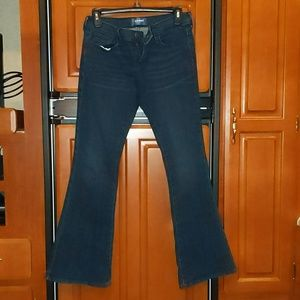 Old Navy boot cut denim pants